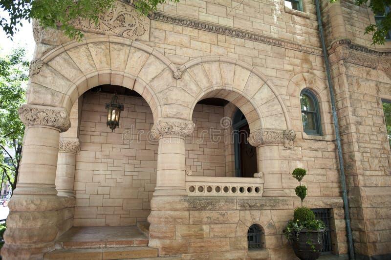 Античная архитектура здания стоковое фото rf