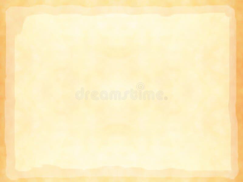 античная бумага предпосылки стоковые изображения