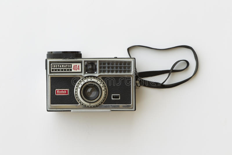 Античная камера Kodak стоковые изображения