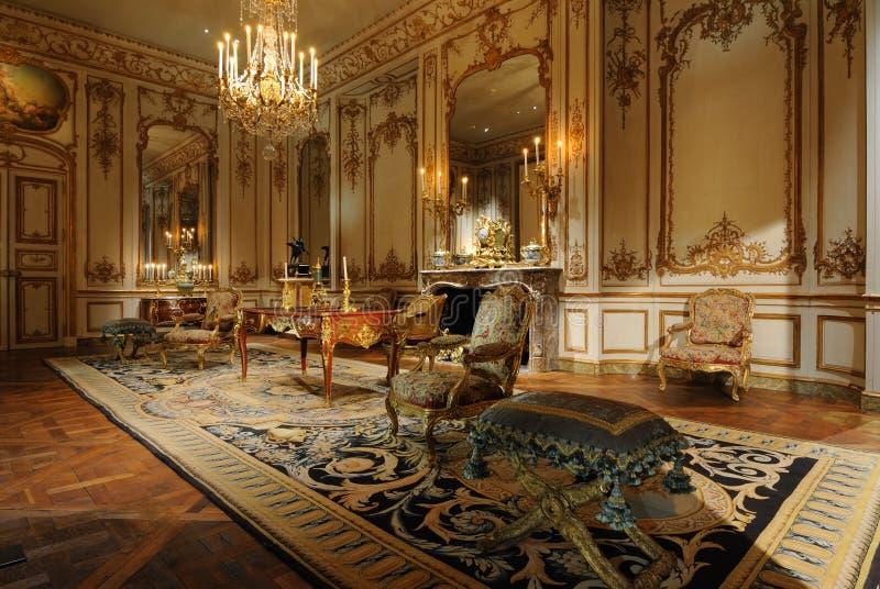 античная комната стоковое фото