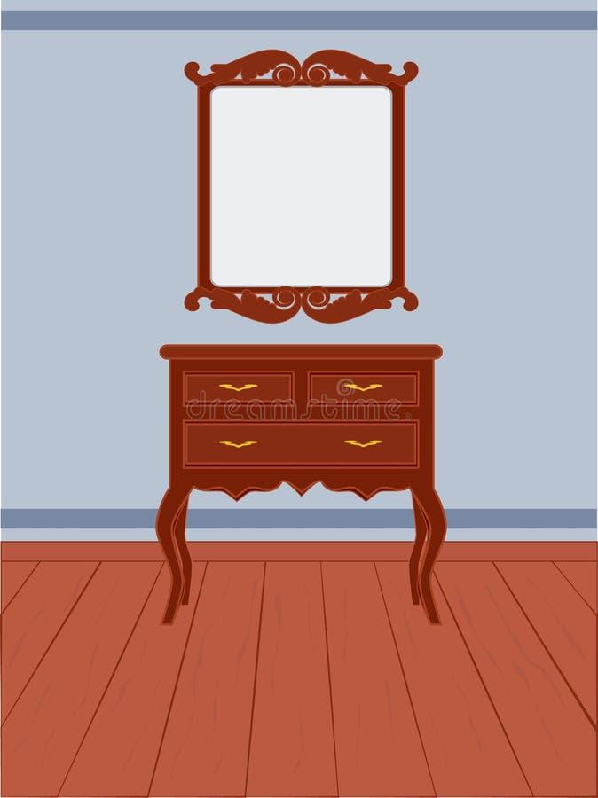 античная мебель бесплатная иллюстрация