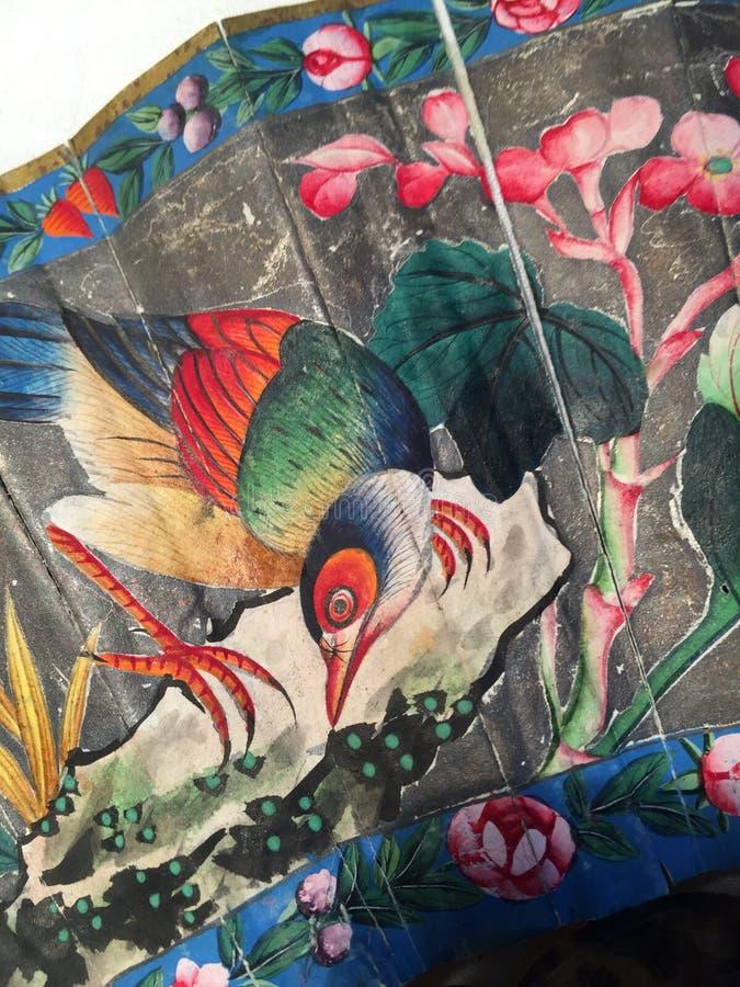 Античная птица стоковое фото