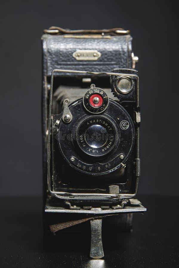 Античная старая камера стоковые фото