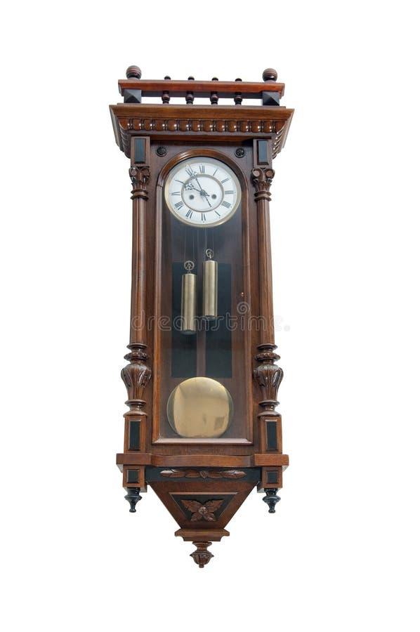 античная стена часов стоковые фотографии rf