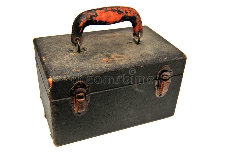 античное оборудование случая стоковые фото