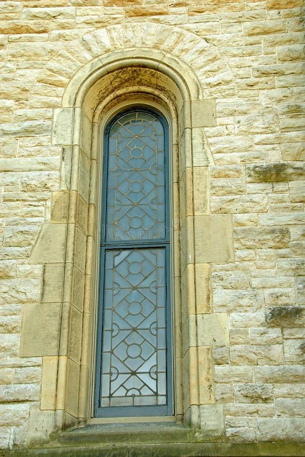 античное освинцованное окно стоковая фотография rf