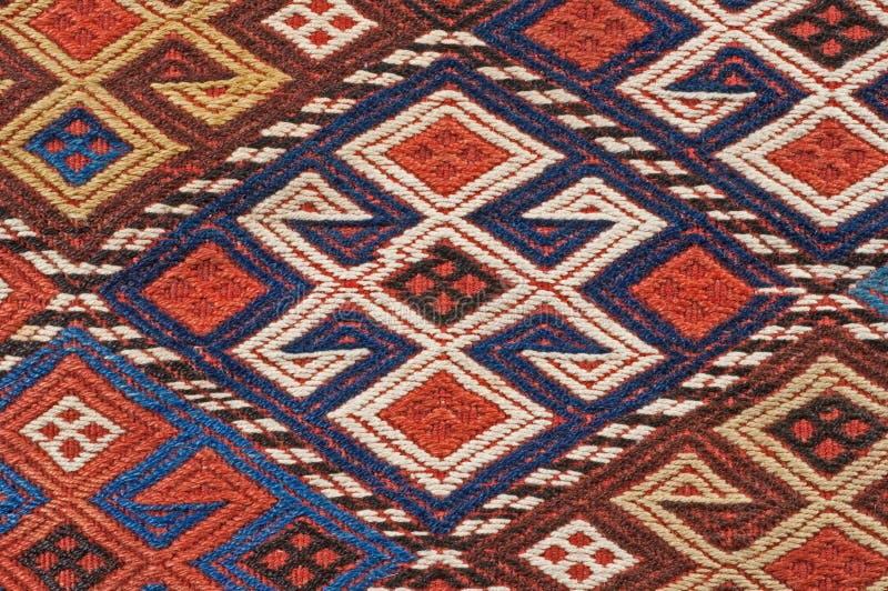 античное сплетенное зерно мешка стоковое изображение rf