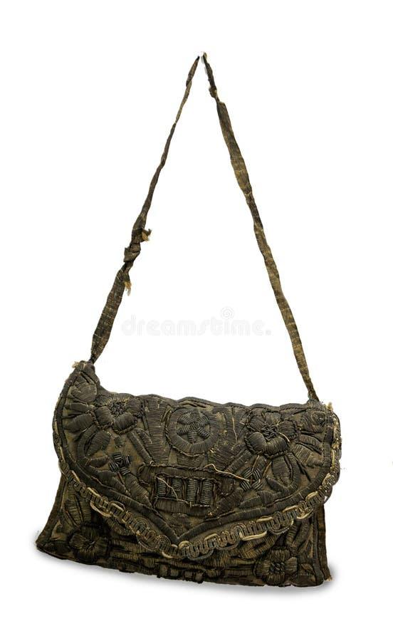 античное koran мешка стоковые фото