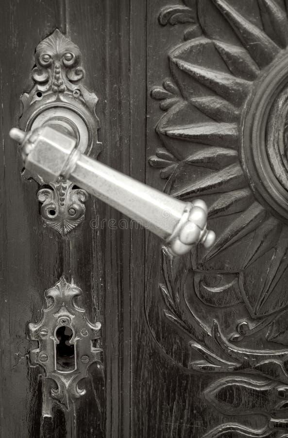 античные двери стоковое изображение