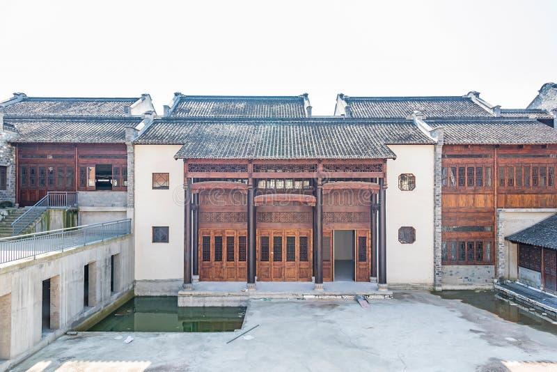 античные здания стоковые изображения rf