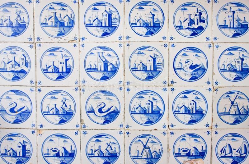 античные плитки стоковая фотография rf