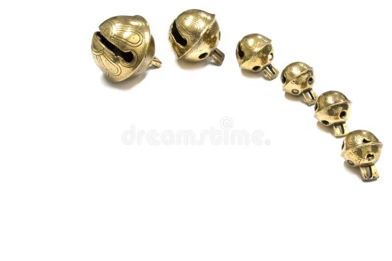античные сани колоколов 6 Стоковая Фотография RF