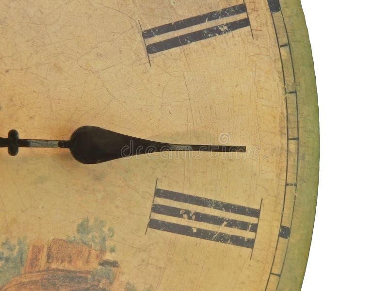 античные часы стоковое фото