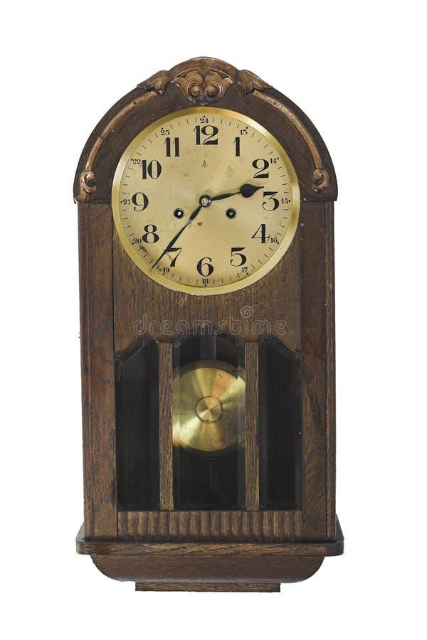 античные часы i стоковое фото rf