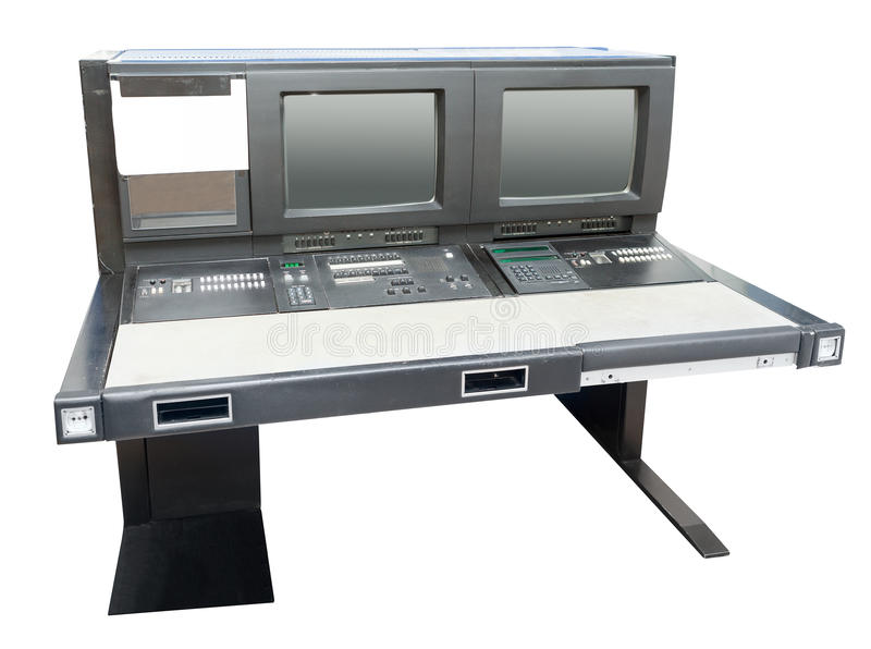 Античный компьютер стоковые изображения rf