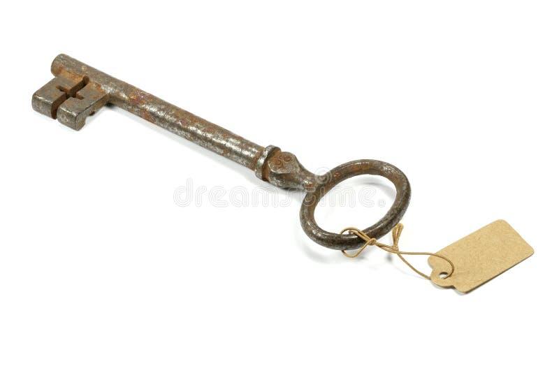 античный ключ стоковые фотографии rf