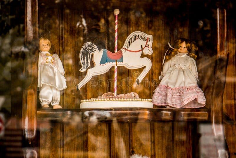 античный магазин стоковое фото