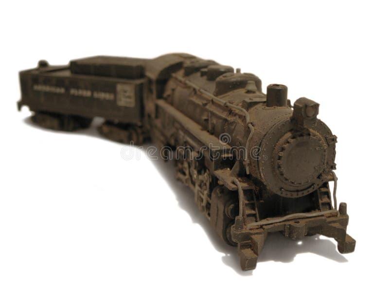 античный поезд стоковые фотографии rf