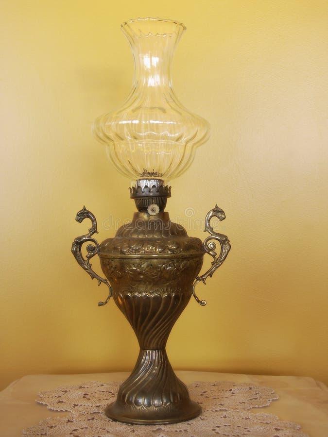 античный светильник стоковое изображение