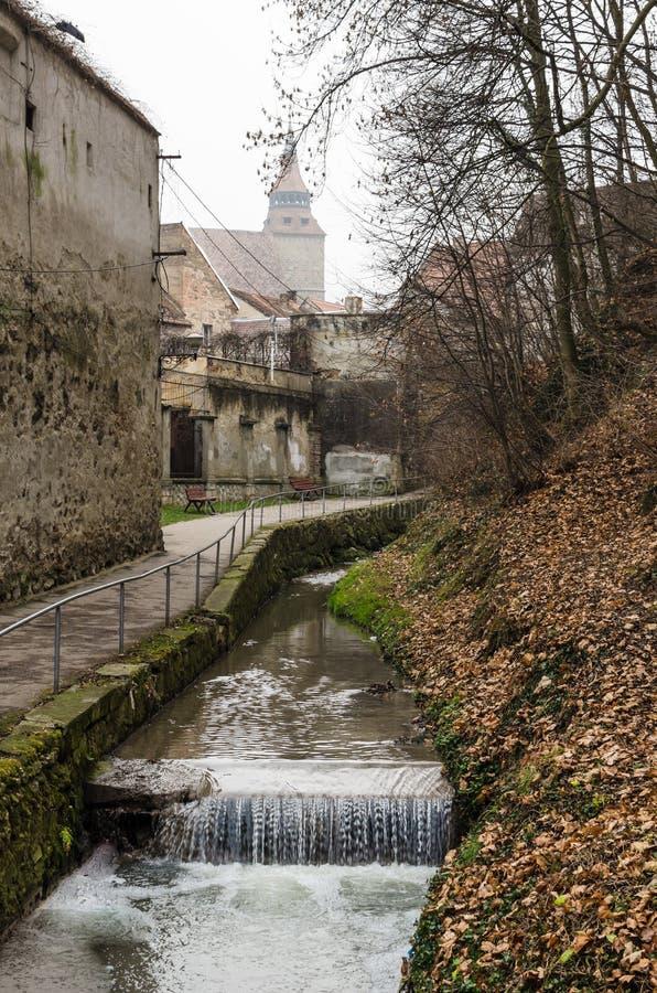 ландшафт урбанский стоковые изображения rf