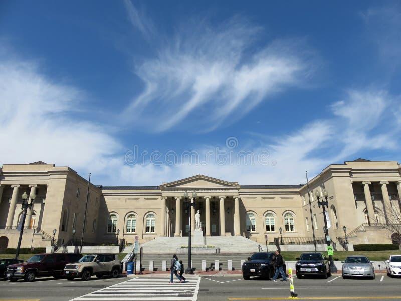 Апелляционный суд округа Колумбия стоковые изображения