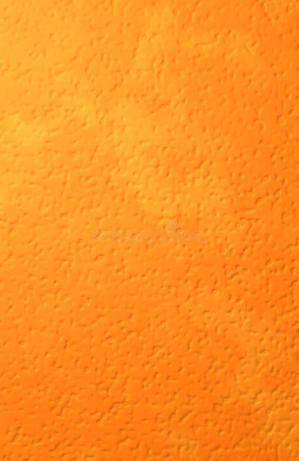 апельсиновая корка предпосылки иллюстрация вектора