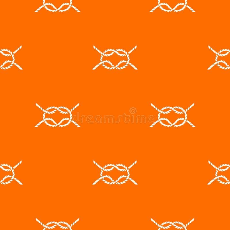 Апельсин вектора картины веревочки иллюстрация штока