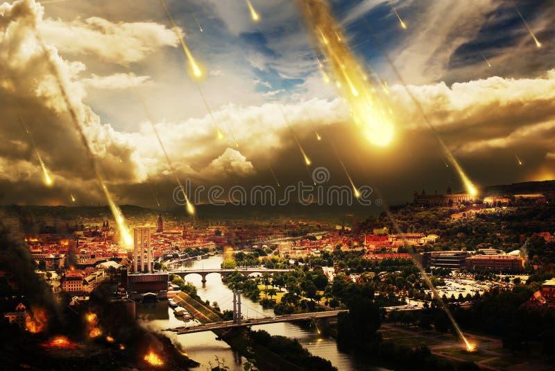 Апокалипсис стоковое фото rf