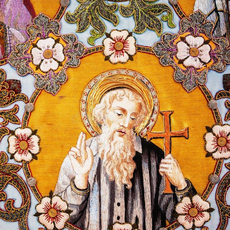 Апостол St. Thomas стоковая фотография rf