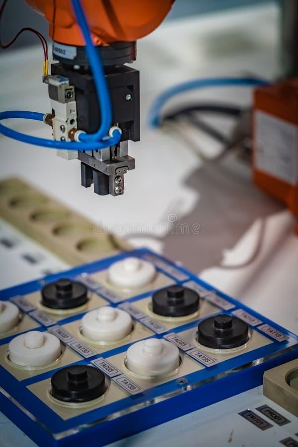 Аппаратура лаборатории Reserch промышленной науки стоковые изображения