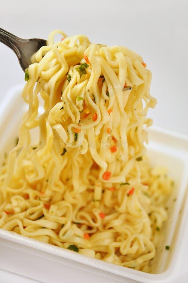 аппетитные специи немедленных лапшей стоковые изображения