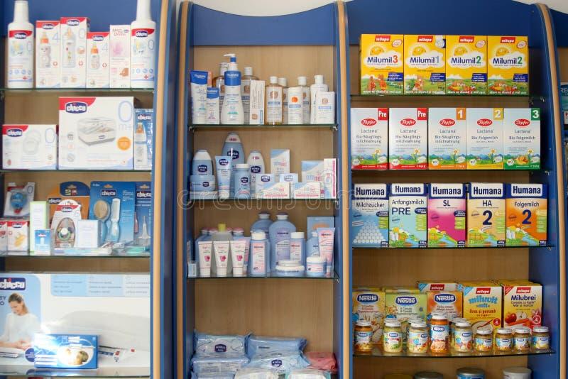 Аптека стоковое фото