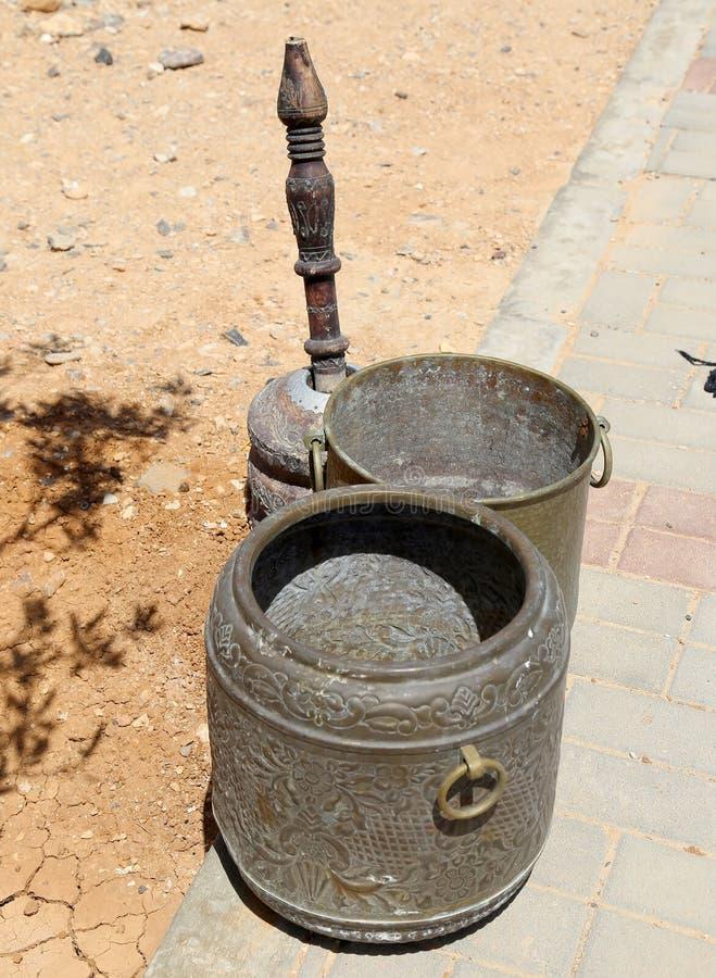 Арабский механизм настройки радиопеленгатора Джордан (бедуина), Ближний Восток стоковые изображения rf