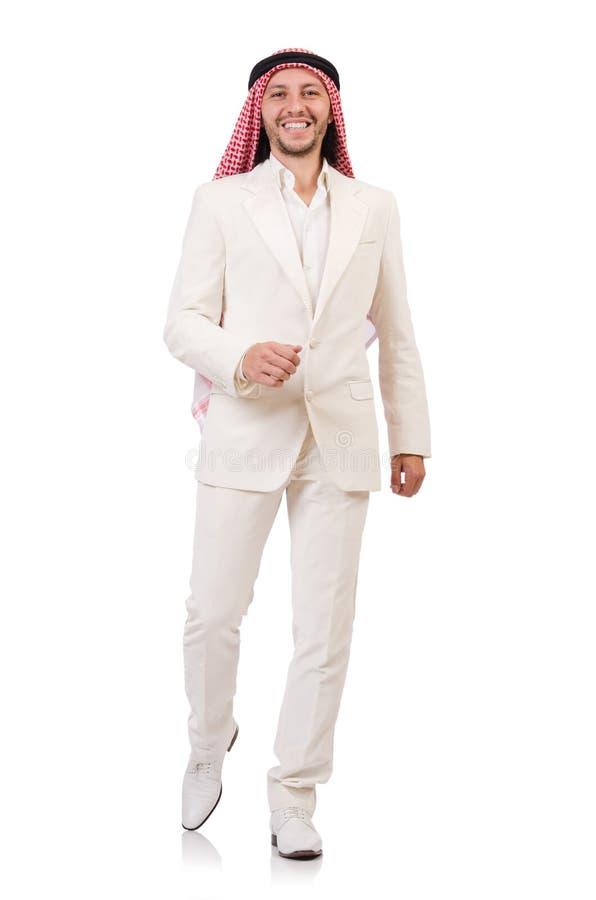 арабский человек стоковая фотография