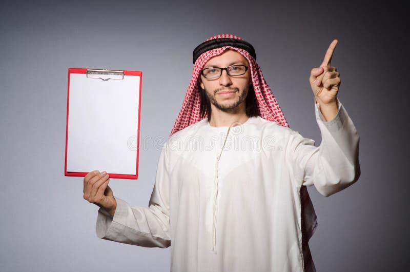 арабский человек стоковое фото