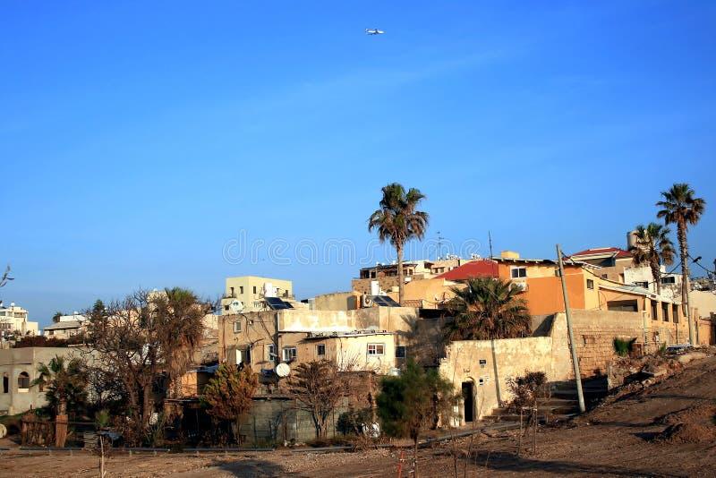 арабское квартальное yaffo стоковая фотография rf