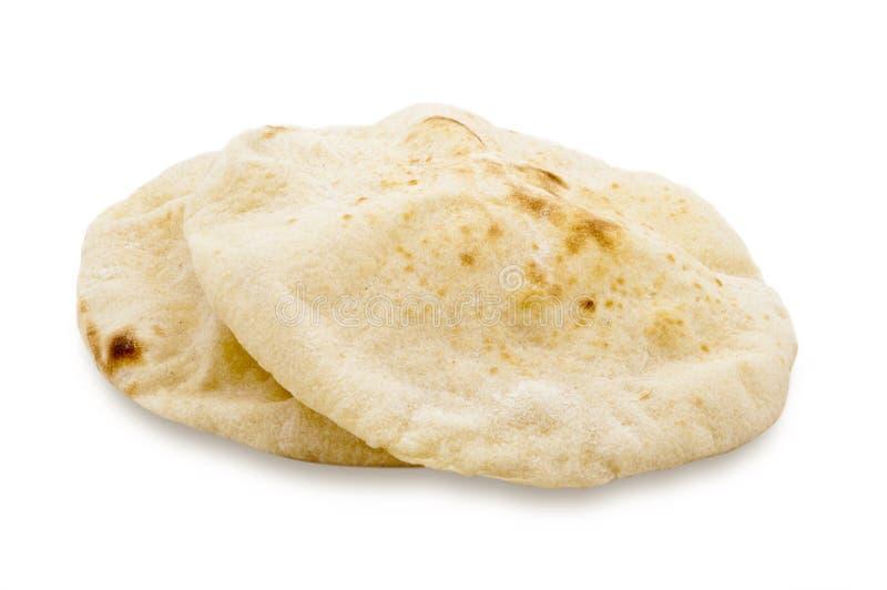 аравийский хлеб стоковое изображение