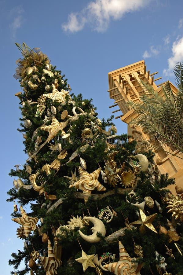 аравийское рождество стоковое изображение rf