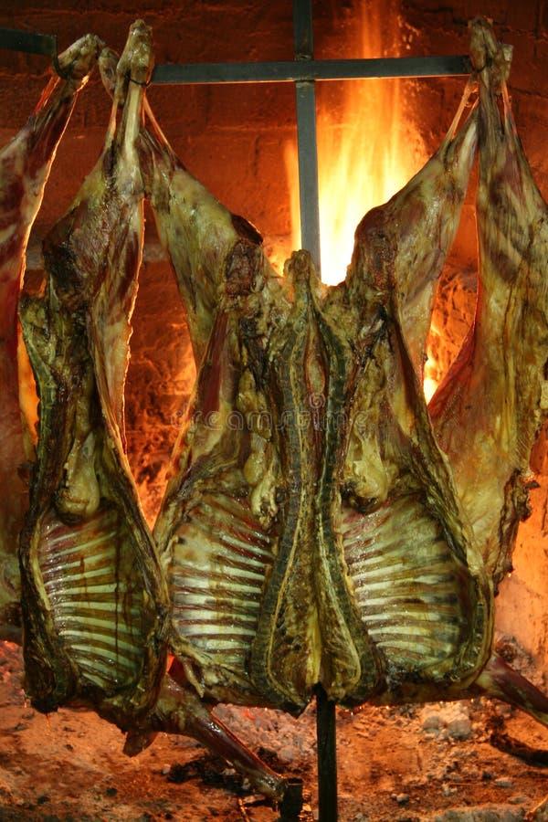 аргентинское барбекю стоковые фото