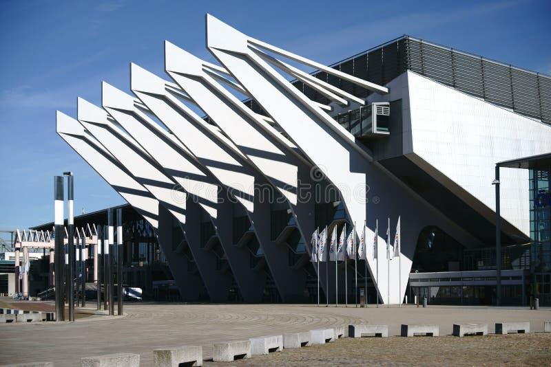 Арена Бремен OVB стоковое изображение