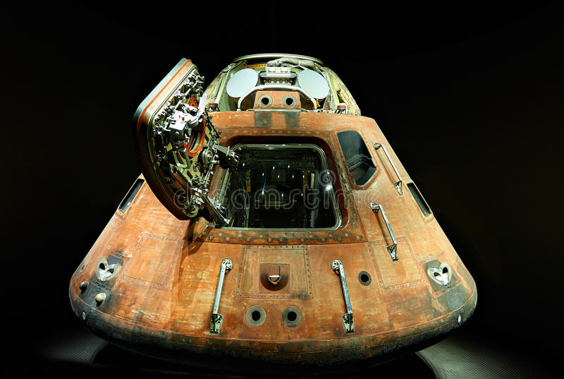 Арена космического корабля стоковые фото