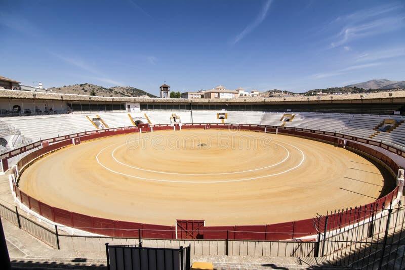 Арена Cabra, провинции Cordoba, Испании, 5-ое сентября 201 стоковое изображение rf