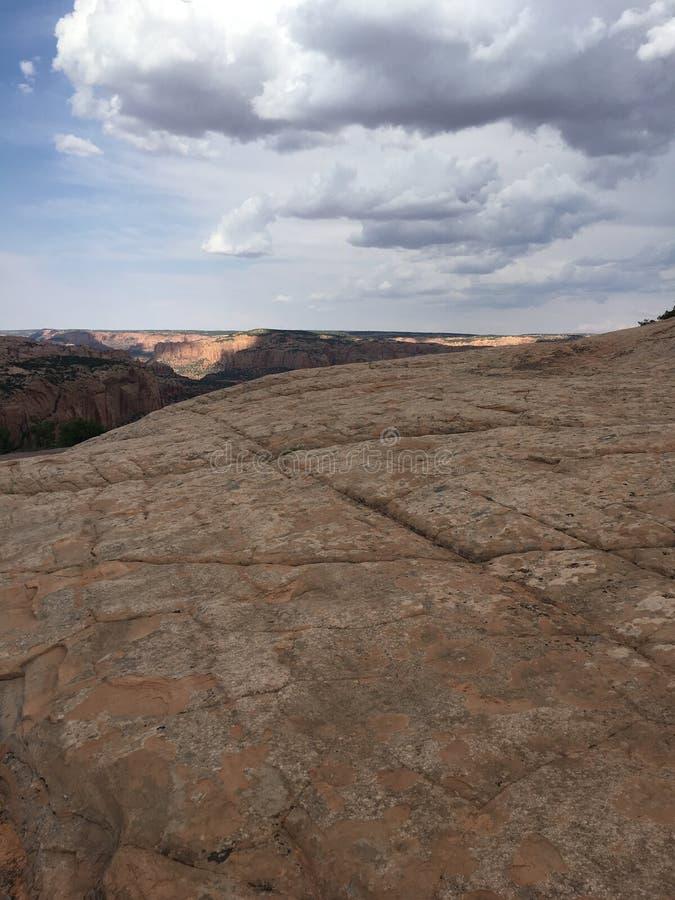 Аризона Keet Seel поход стоковое изображение