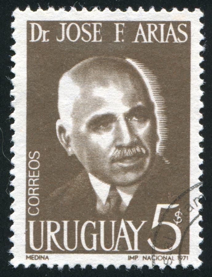 Арии Хосе стоковое изображение rf