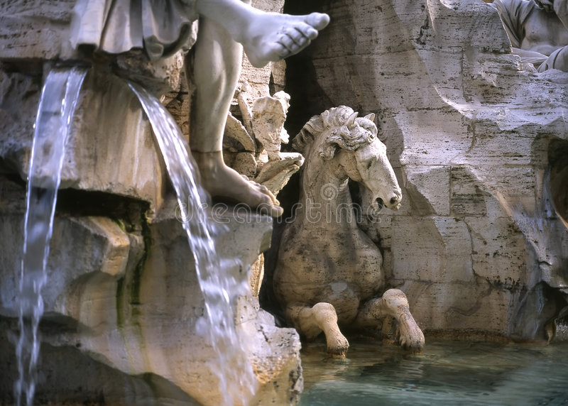 Download аркада rome navonna стоковое фото. изображение насчитывающей прочность - 1180770