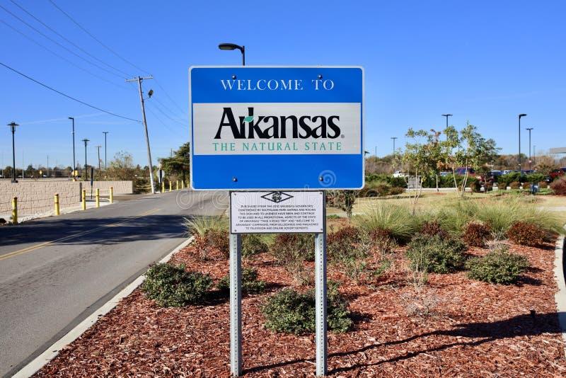 Арканзас, естественное состояние стоковые изображения rf