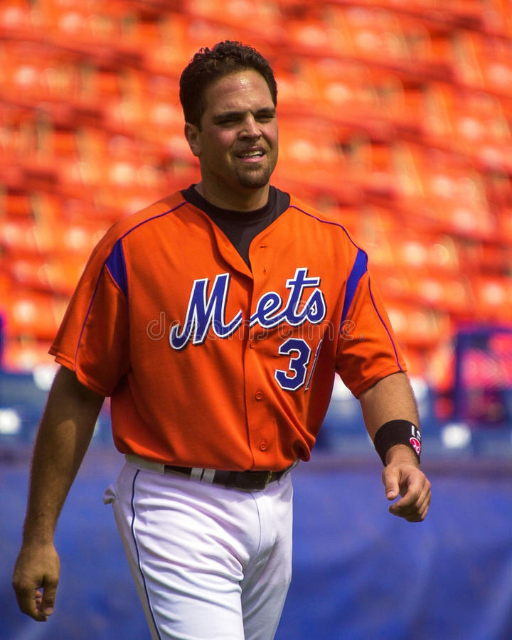 Аркада Майк, New York Mets стоковая фотография
