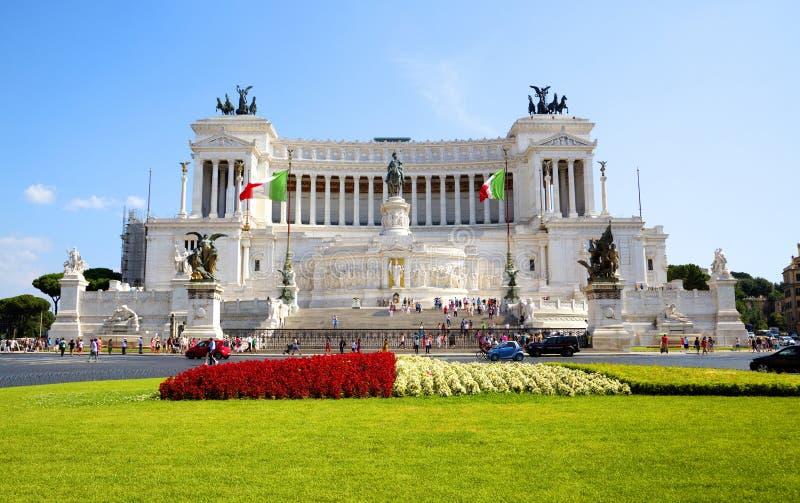 Аркада Venezia, Рим стоковое изображение