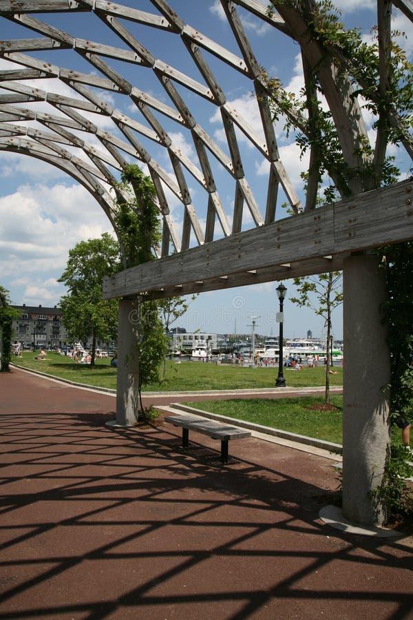 арка boston стоковые фото