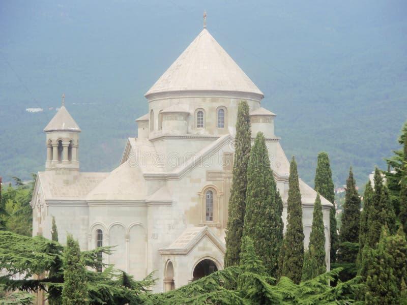 армянское pyatigorsk церков стоковые фото